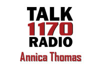Annica Thomas - Talk 1170 Radio